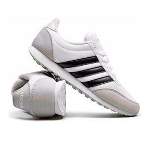 Adidas V Racer 2.0 W Beige White Black